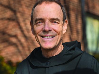 Photo of Rev. Edwin D. Leahy